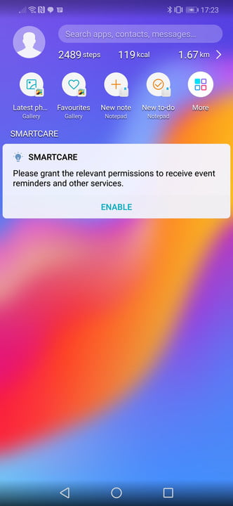honor play screenshot smartcare