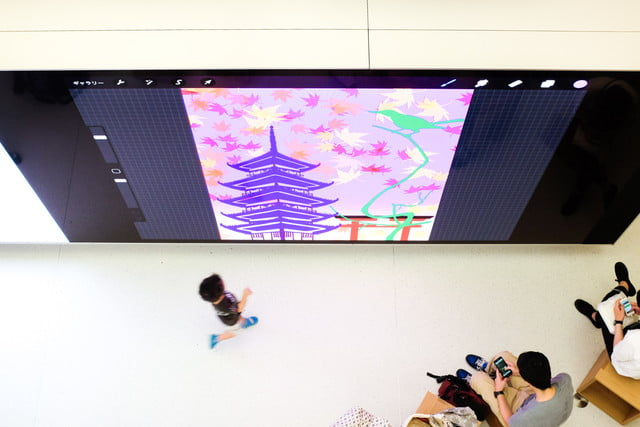apple store opens in kyoto japan trevor mogg dt 24