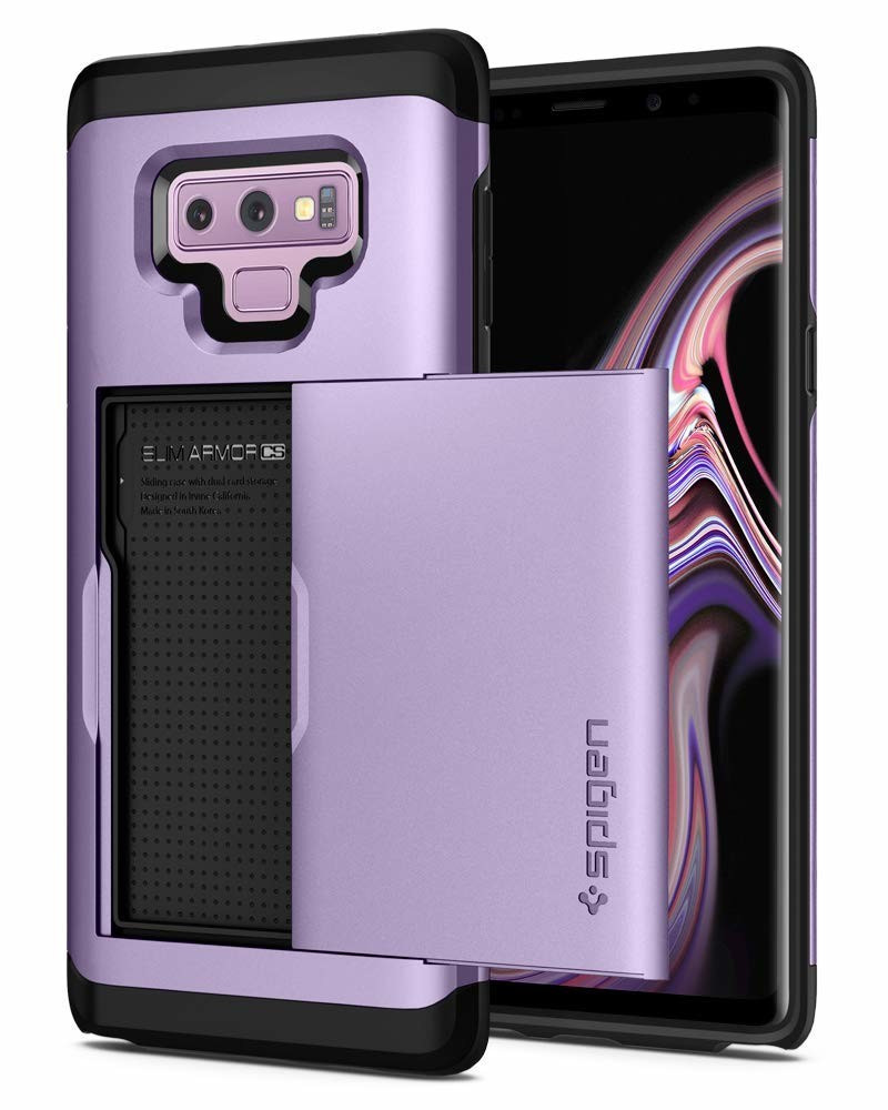91638efbf33b Halve your pocket carry with a wallet case for Galaxy Note 9 - AIVAnet