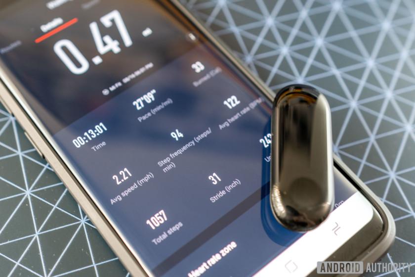 Xiaomi Mi Band 3 review - AIVAnet