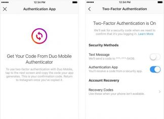 Instagram Announces Support for Two-Factor Authentication Apps and Streamlined Account Verification
