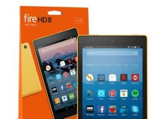 Amazon drops its 16GB Fire HD 8 tablet down to just $50 for a limited time