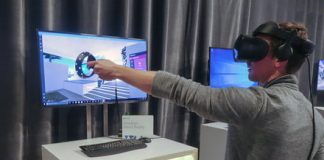 Acer OJO 500 Windows Mixed Reality headset lets you straddle real, virtual worlds