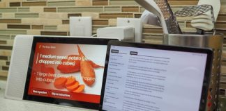 Everything Lenovo Smart Display does better than a tablet in the kitchen