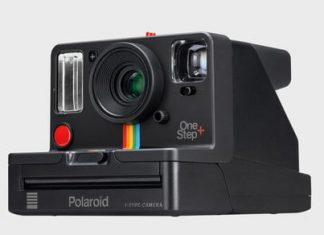Polaroid's updated OneStep instant camera adds some digital tricks