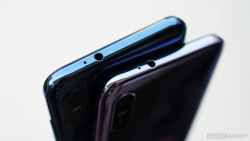 HTC U12 Life 3.5mm headphone jack