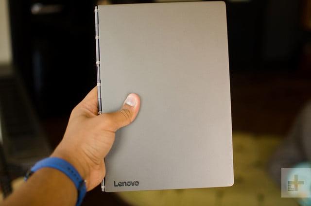 lenovo yoga book c930 closed