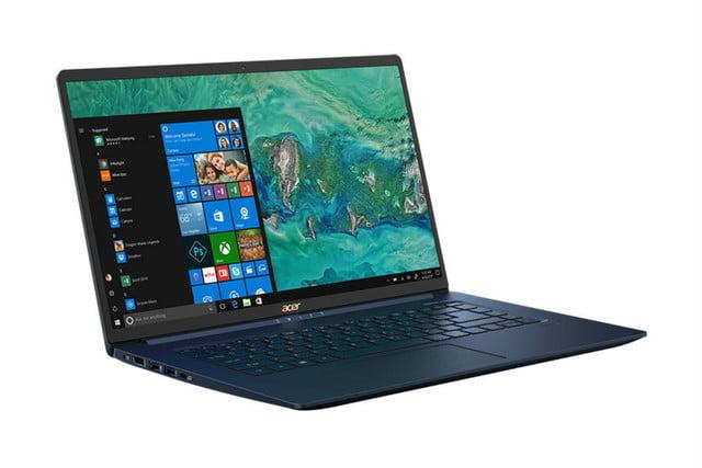 best laptops ifa 2018 swift 5