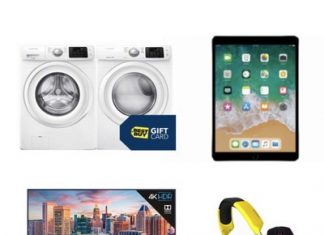 Best Buy's Labor Day sale brings big discounts to iPad, TVs, and more