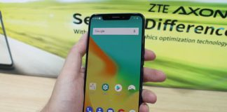ZTE Axon 9 Pro hands-on review