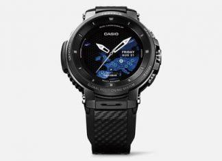 Casio Pro Trek WSD-F30 hands-on review