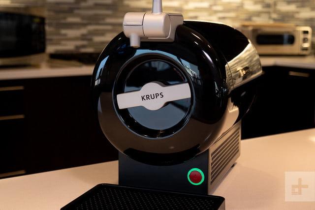 krups sub home beer dispenser angle