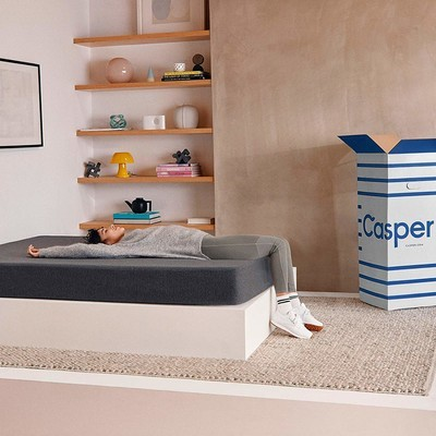 Save 20% on all sizes of Casper's new three-layer foam Essential mattress
