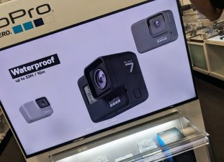 GoPro's Hero 7 action camera leaks with image stabilization and more