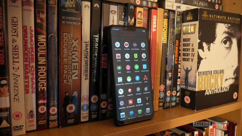 Realme 2 app drawer