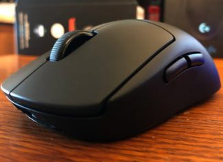 The new Logitech G Pro Hero looks familiar, but plays better than ever