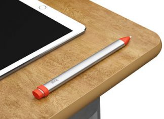 Logitech Crayon stylus for iPad is now available for pre-order