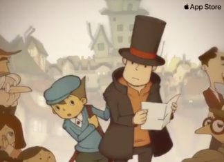 Nintendo DS Game 'Professor Layton and the Curious Village' Coming to iOS App Store in U.S.
