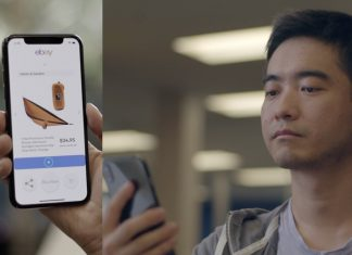 eBay Builds Tech That Uses iPhone X TrueDepth Camera and ARKit to Navigate Apps With Head Motion