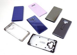 Samsung Galaxy Note 9 accessories round up