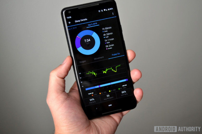 garmin vivosmart 4 review garmin app sleep