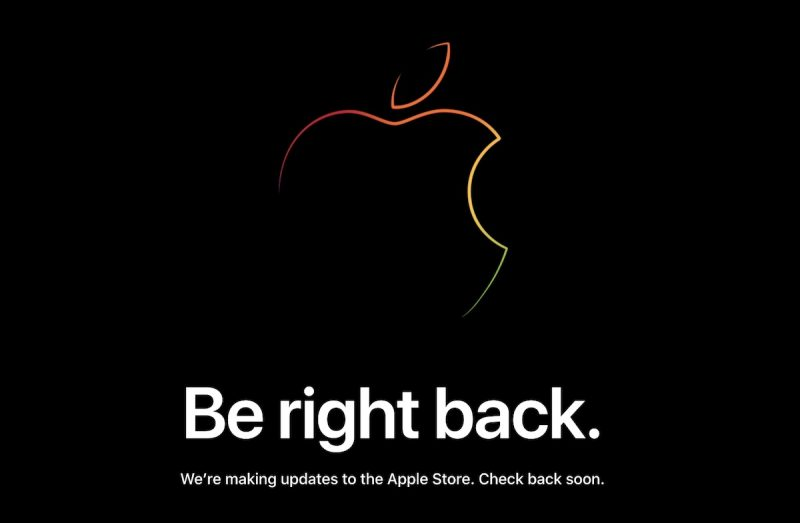 Apple's Online Store Down Ahead of iPhone XS, iPhone XS Max, and Apple Watch Series 4 Pre-Orders