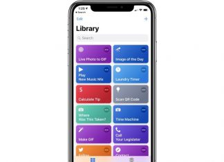 Apple Releases Golden Master Version of iOS 12 Shortcuts App