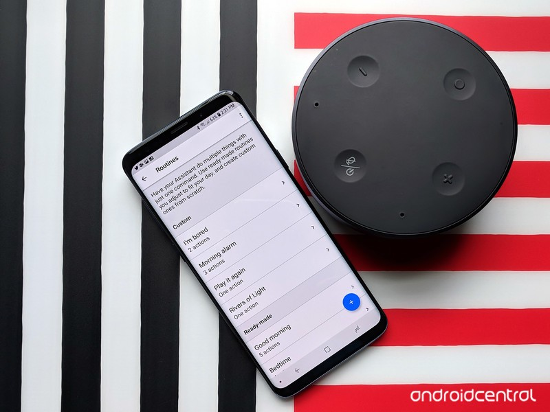 Routines are working again on third-party Google Assistant speakers