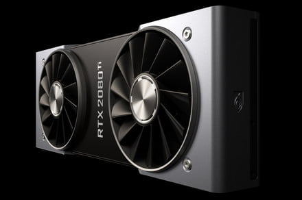 Overclocking made simple: Nvidia RTX cards will perform task with a single click