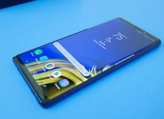 Whitestone Dome glass screen protector for Galaxy Note 9 review