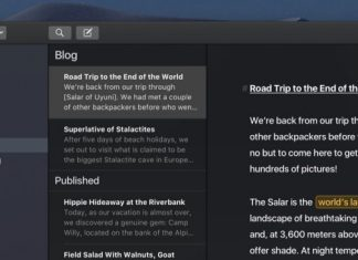 Ulysses App Gains New Mojave-Ready Dark Mode, Siri Shortcuts in iOS 12, and More