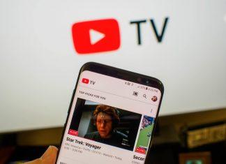 YouTube TV's web app is getting a dark theme!