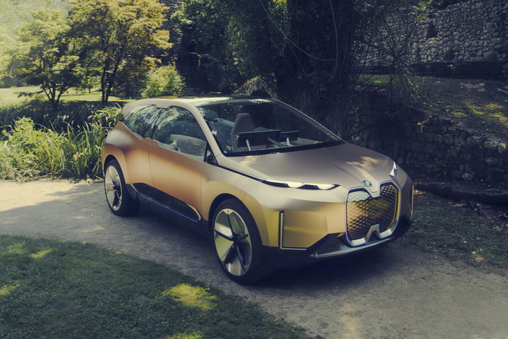 getting up close and personal with bmws vision inext bmw announcement 29467