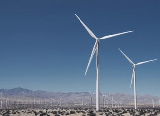 Giant wind farm in Morocco will help mine cryptocurrency, conserve energy
