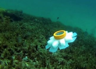 Robot jellyfish could be used to patrol fragile coral reefs