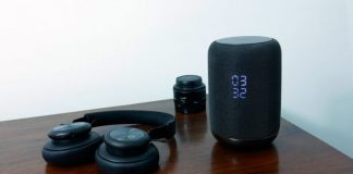 Sony S50G review: A Google Assistant speaker with Homepod looks