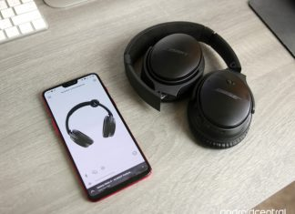 How to pair Bose QC 35 with an Android phone