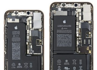 iFixit: iPhone XS and XS Max Have 'Notched' Batteries, XS Max Has Apple-Designed Power Management Chip