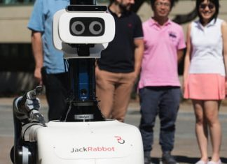 JackRabbot 2 is Stanford's friendly new campus-roaming social robot