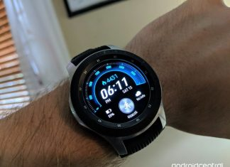 Is the Samsung Galaxy Watch a good health tracker?