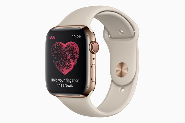 could ecg functionality in the new apple watch save lives series4 2