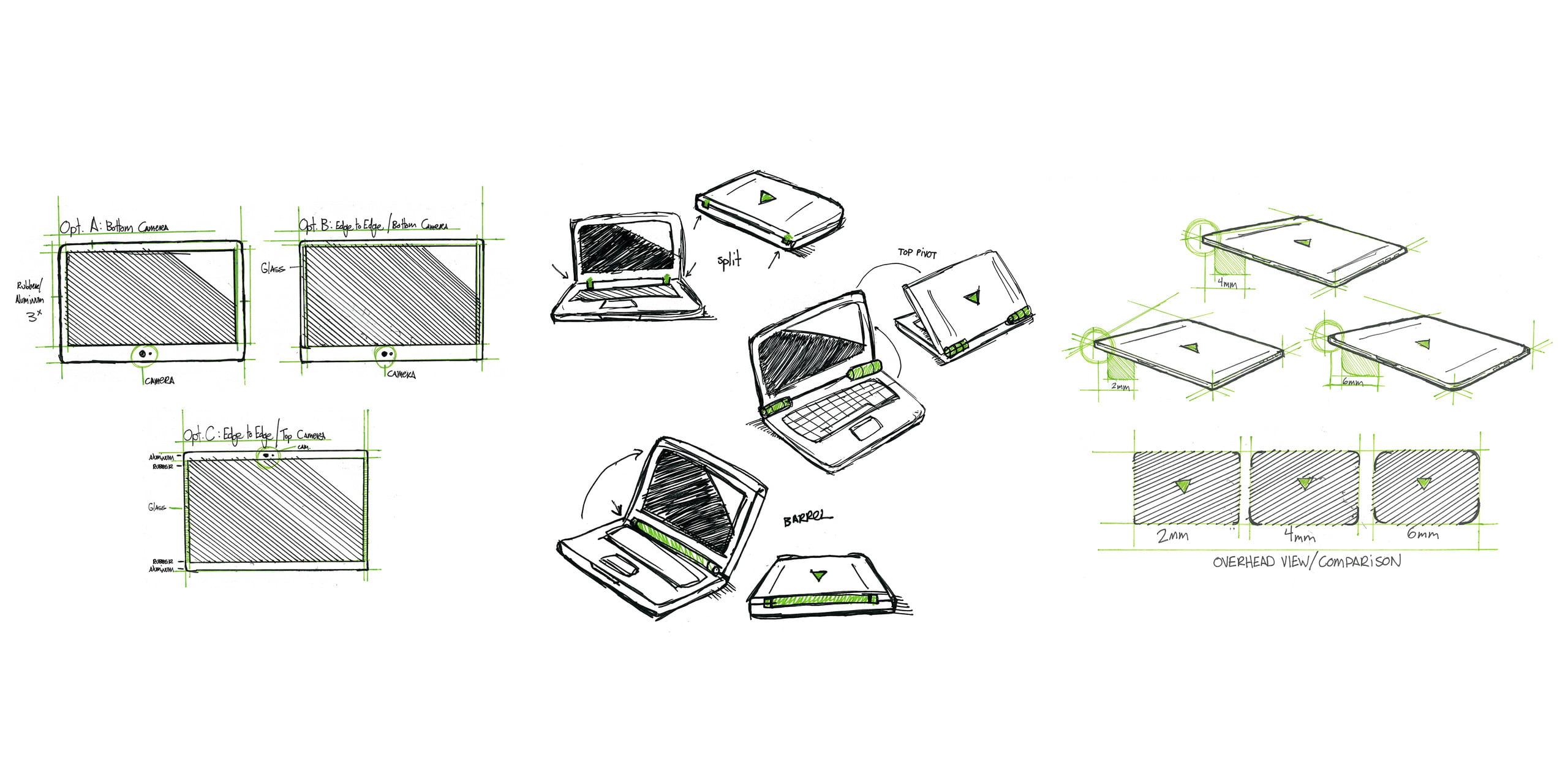 Razer Blade 15 Concept Art