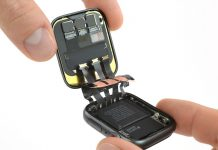 Apple Watch Series 4 Teardown: 4% More Battery Capacity, Hidden Barometric Sensor, and Streamlined Internals