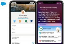 Salesforce Partners With Apple, Will Release SDK for iOS Later This Year and Redesigned iOS App in Early 2019
