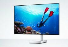 The ultrathin Dell S2718D 27-inch monitor is on sale for a very limited time