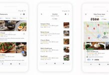 Google Maps Makes it Easier to Decide on a Restaurant With New Group Planning Feature