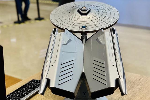 Lenovo Star Trek Enterprise PC