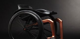 Lighter and tougher, graphene may be the future of wheelchairs