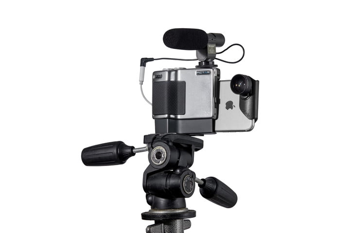 miggo pictar pro kickstarter mic and lens