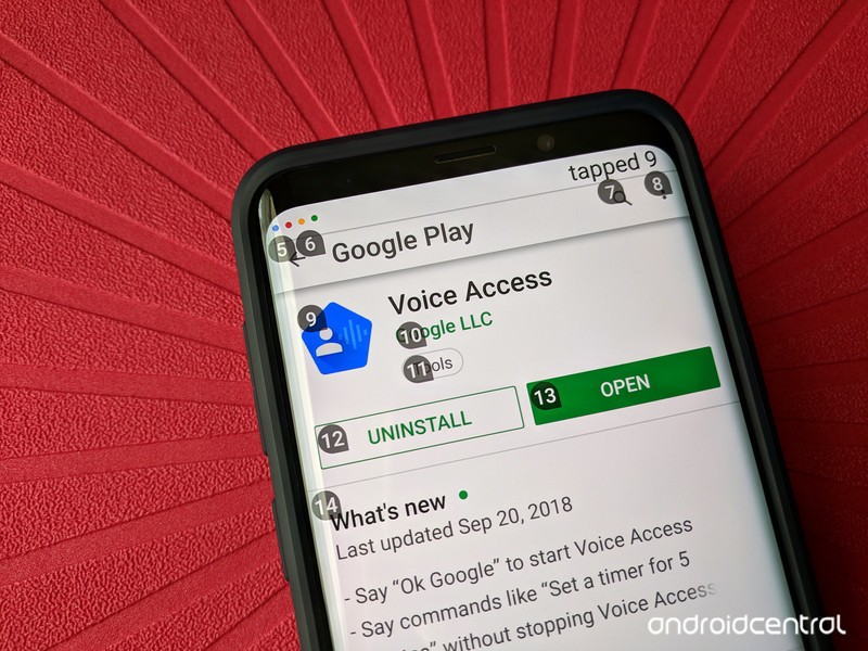 google-voice-access-running-play-store-l